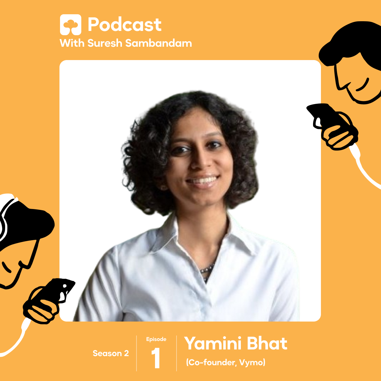 The journey of Vymo with Yamini Bhat